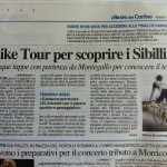 2013-07-12 Il Resto del Carlino - Sibillini Bike Tour
