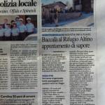 2013-10-31 Baccalà al Rifugio Altino