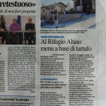 2013-11-20-Weekend del  Tartufo al Rifugio Altino