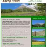 Demo Mailinglist Albergo Vettore - Montegallo