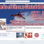 Pagina Facebook Cliente Hotel Sibilla