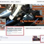 Pagina Facebook Cliente Pippo Bike
