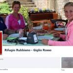 Pagina Facebook Cliente Rifugio Rubbiano