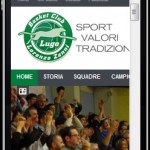 Sito Basket Club Lorenzo Zanni - Iphone