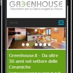 Sito Greenhouse.it - Iphone
