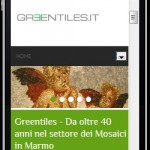 Sito Greentiles.it - Iphone