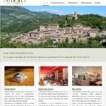 Sito Web Hotel Ambro di Montefortino