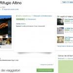 Tripadvisor Rifugio Altino
